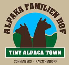 Tiny Alpaca Town Logo